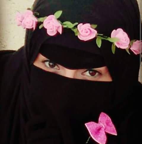 بالصور صور بنات منقبات , صوره بنت منقبه 4146 9