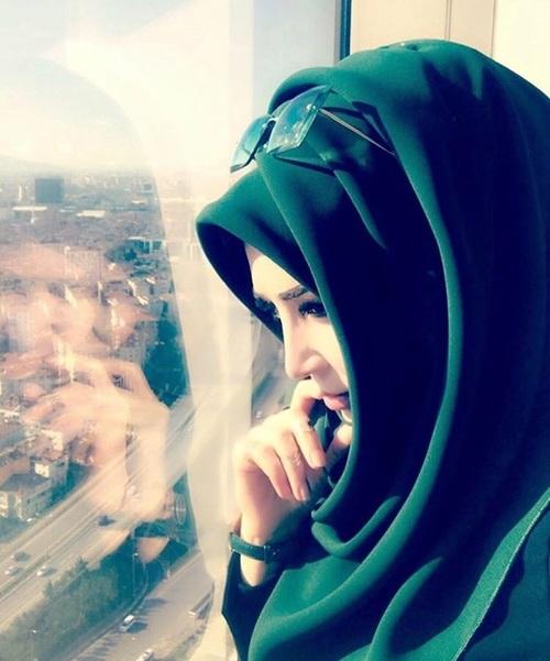 بالصور رمزيات محجبات , حصريا اجمل صور رمزية لبنات محجبات جميلات 4358 4