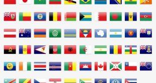 صوره رموز الدول , تعرف على مفاتيح الاتصالات الدولية