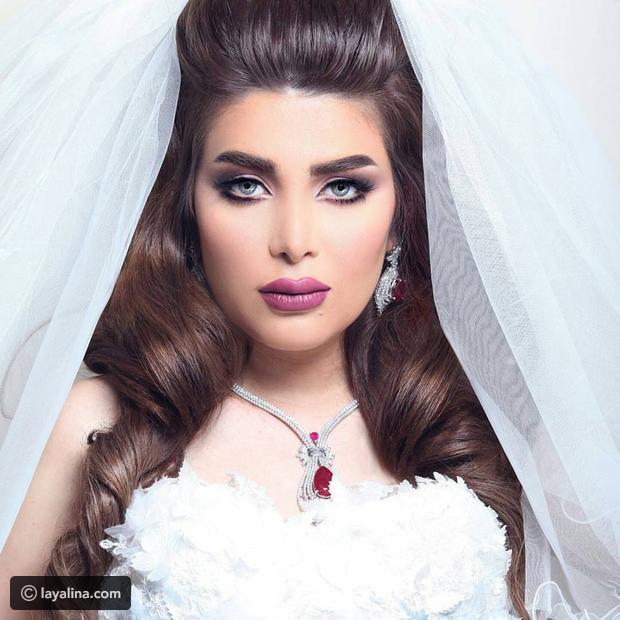 بالصور صور تجميل , بالصور اروع و اجمل تجميل عروسة ليله فرحها 4497 1