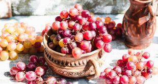 فوائد العنب الاحمر , تعرف على اهمية و فوائد العنب الاحمر