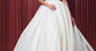 صور فساتين زفاف , تصاميم فساتين مميزة اوي