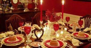 صور عشاء رومانسي في البيت , كيف ارتب عشاء رومانسي بالبيت