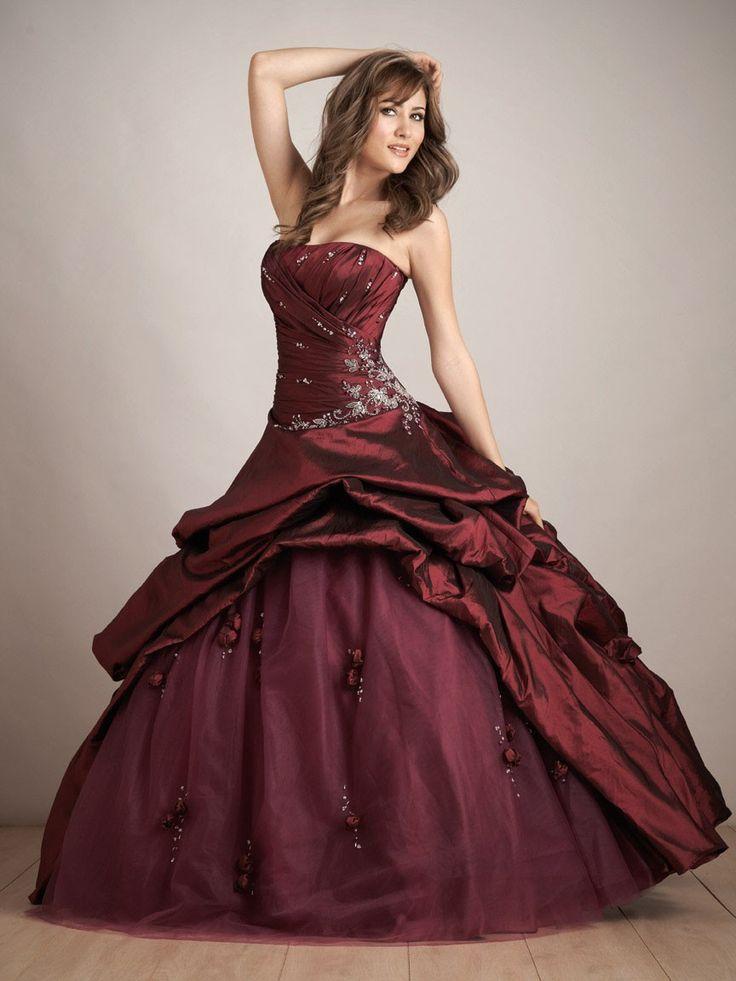 بالصور اخر موديلات الفساتين , احلي صور فساتين 4984 11