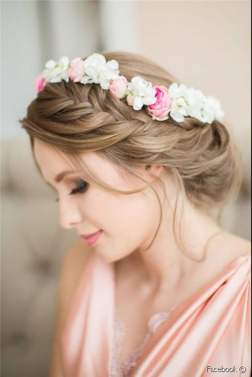 بالصور تسريحه عروس , تسريحات مميزة اوي 4986 5
