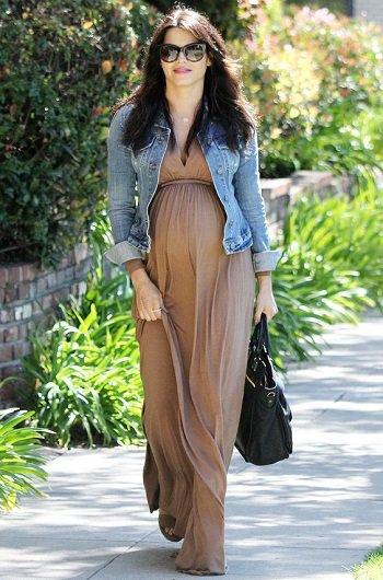 بالصور ملابس الحوامل , اجمل لبس للحامل 5002 1