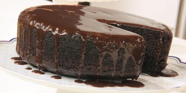 بالصور طريقة عمل كيكة الشوكولاته منال العالم , كيف اعمل كيكه شكولاته 5033 2