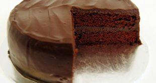 صورة طريقة عمل كيكة الشوكولاته منال العالم , كيف اعمل كيكه شكولاته
