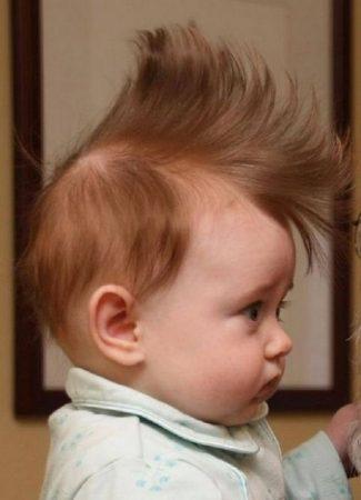 بالصور تسريحات شعر للاطفال , افضل تسريحات شعر 5059 7