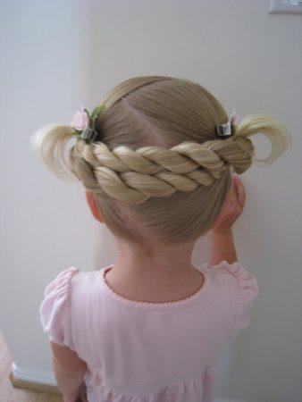 بالصور تسريحات شعر للاطفال , افضل تسريحات شعر 5059 8
