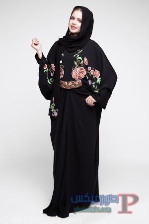 بالصور عباية اماراتية , صور عبايات مميزة 5125 4