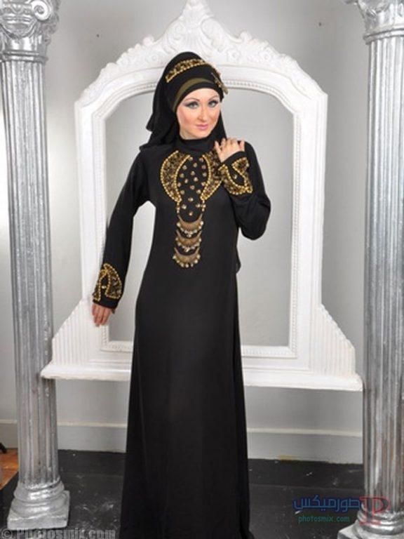 بالصور عباية اماراتية , صور عبايات مميزة 5125 6
