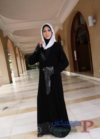 بالصور عباية اماراتية , صور عبايات مميزة 5125 8