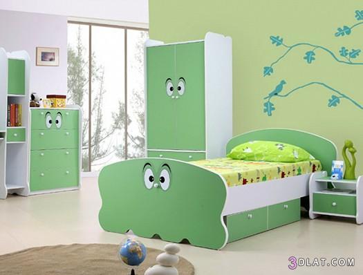 بالصور غرف نوم اطفال اولاد , تصاميم غرف نوم 5140 11