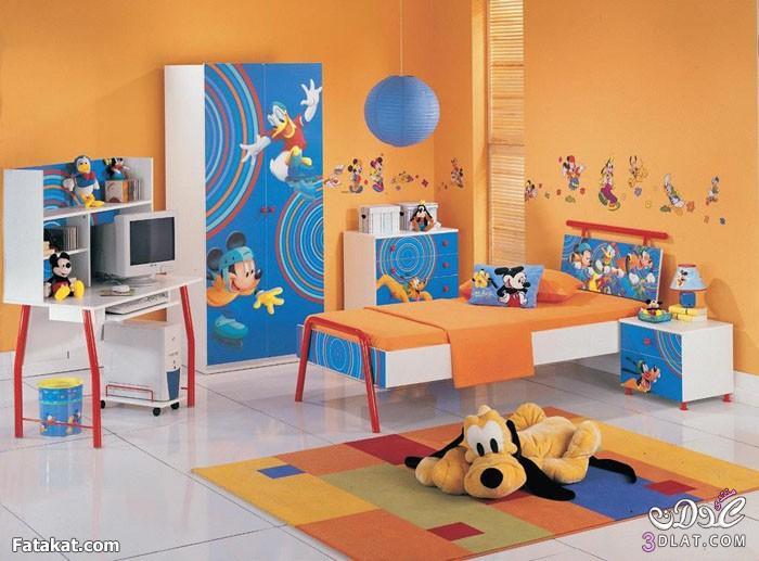 بالصور غرف نوم اطفال اولاد , تصاميم غرف نوم 5140 12