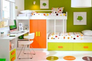 صوره غرف نوم اطفال اولاد , تصاميم غرف نوم