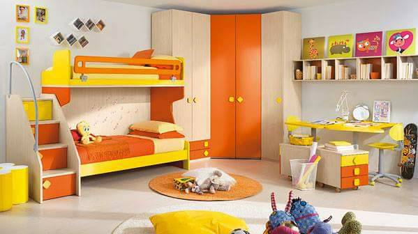 بالصور غرف نوم اطفال اولاد , تصاميم غرف نوم 5140 3
