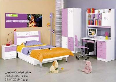 بالصور غرف نوم اطفال اولاد , تصاميم غرف نوم 5140 4
