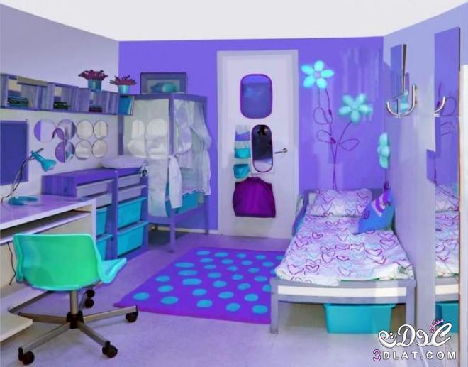 بالصور غرف نوم اطفال اولاد , تصاميم غرف نوم 5140 9