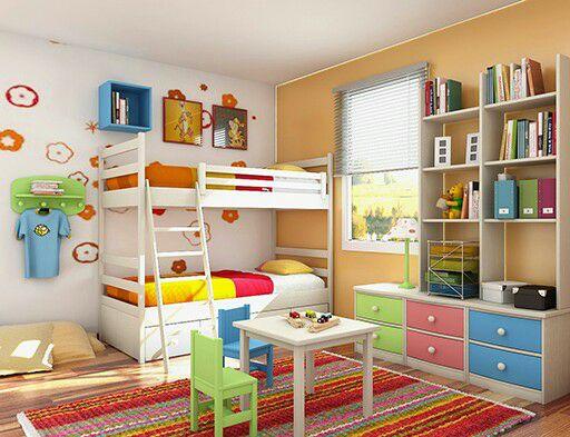 بالصور غرف نوم للاطفال , احدث غرف نوم للصغار 5142 1