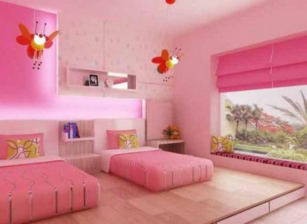 بالصور غرف نوم للاطفال , احدث غرف نوم للصغار 5142 17