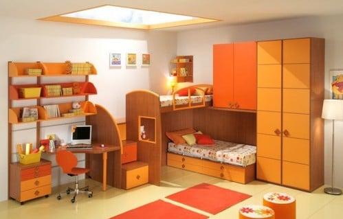 بالصور غرف نوم للاطفال , احدث غرف نوم للصغار 5142 18