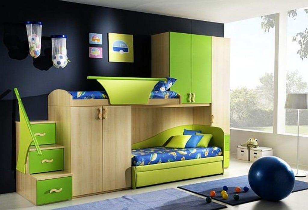 بالصور غرف نوم للاطفال , احدث غرف نوم للصغار 5142 19