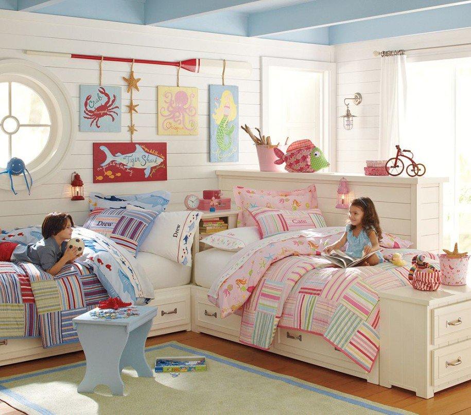 بالصور غرف نوم للاطفال , احدث غرف نوم للصغار 5142 2