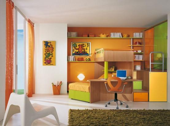 بالصور غرف نوم للاطفال , احدث غرف نوم للصغار 5142 9
