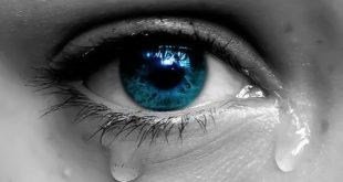 صورة صور عيون تدمع , بوستات عيون حزينه تبكي