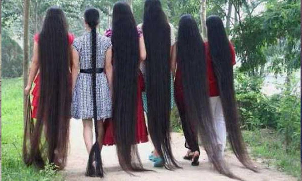 صورة اطول شعر في العالم , اطول شعر سوف تريه