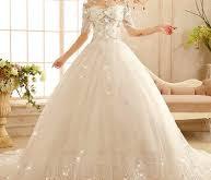 بالصور فساتين زفاف فخمه , اروع فساتين الزفاف الفخمة 911 12 193x165