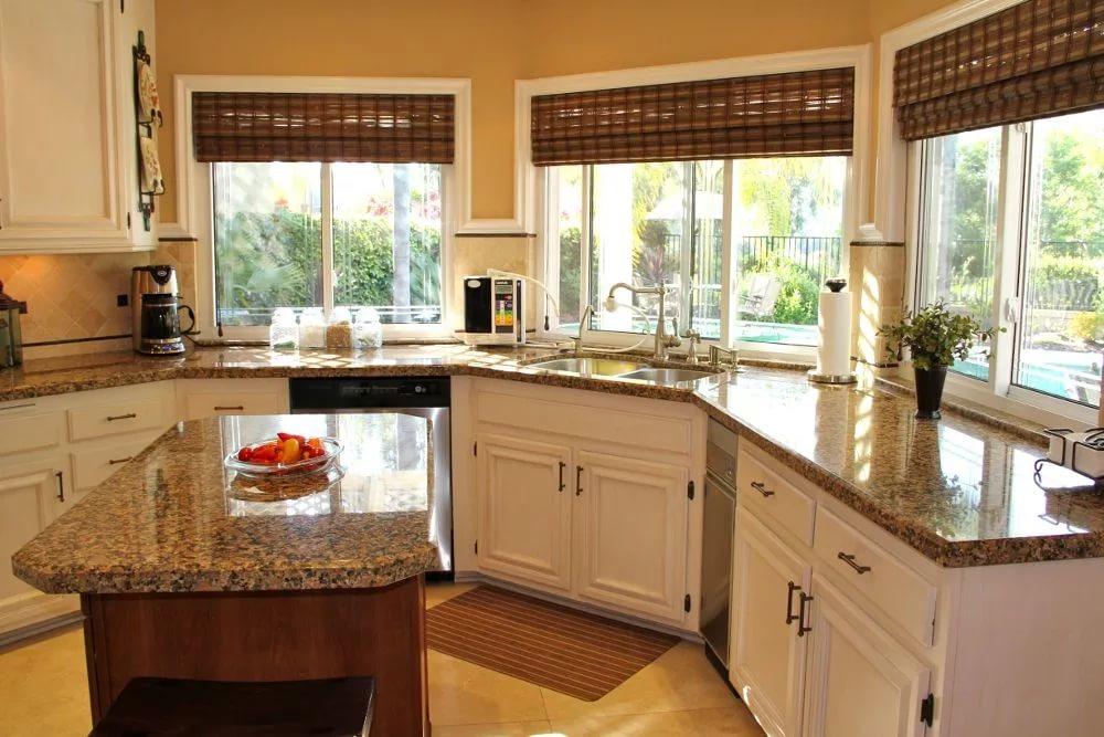 بالصور تزيين المطبخ , كيفية تزيين لمطبخ 1019 7