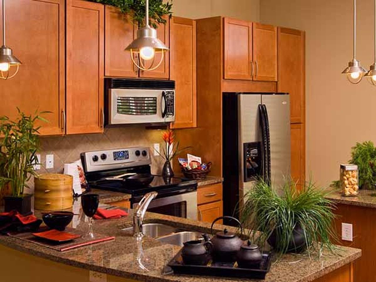 بالصور تزيين المطبخ , كيفية تزيين لمطبخ 1019 9