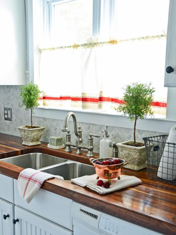 بالصور تزيين المطبخ , كيفية تزيين لمطبخ