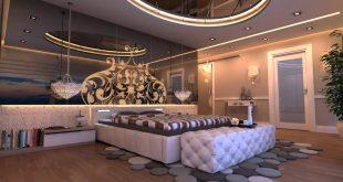 صور غرف نوم عرسان , افخم غرف نوم للعرسان