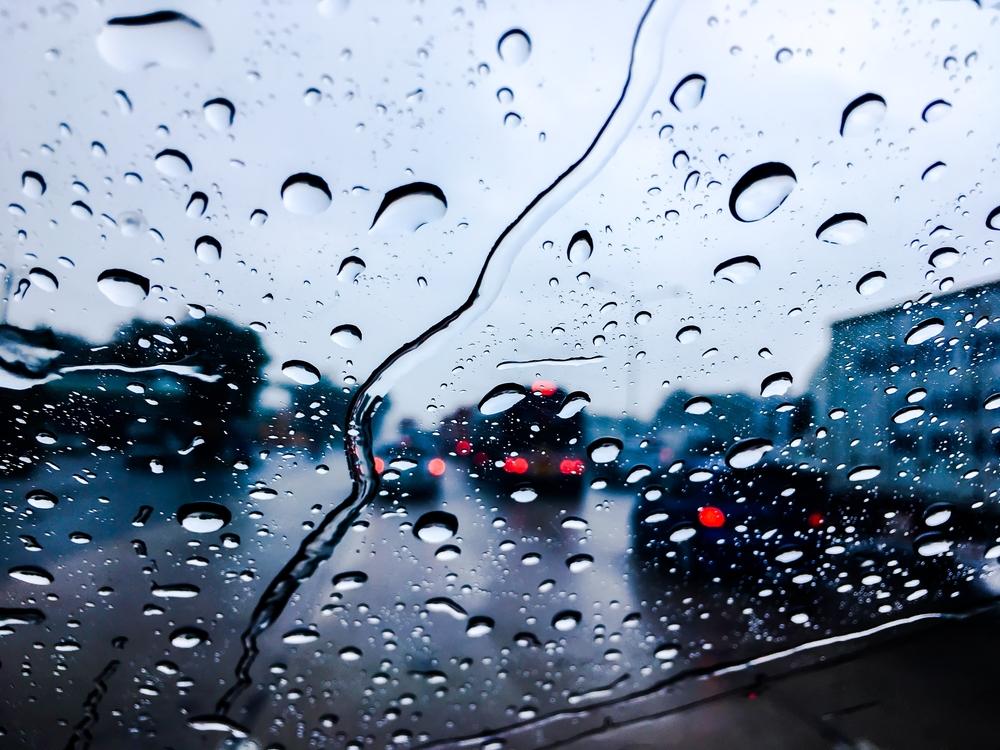 صور عن المطر , ما اجمل صور المطر - مساء الورد