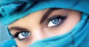 بالصور عيون زرقاء , احلي عيون ملونة زرقاء 1121 14 310x165
