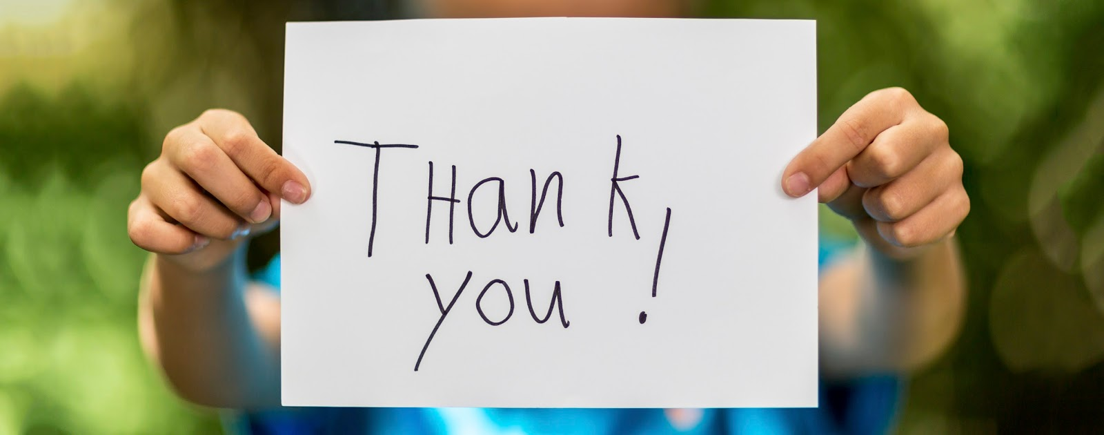 ما معنى كلمة Thank You Very Much بالعربي