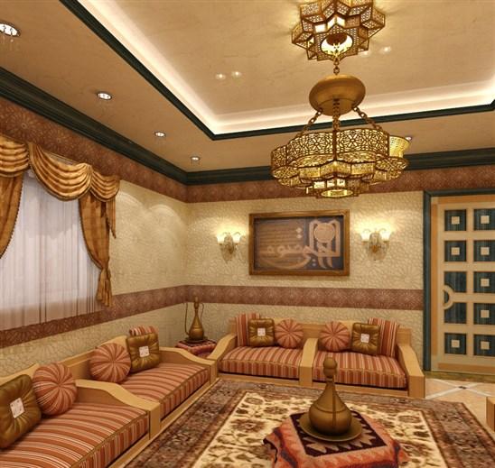 بالصور جلسات عربية , اروع تصميمات الجلسات العربية 3829 11