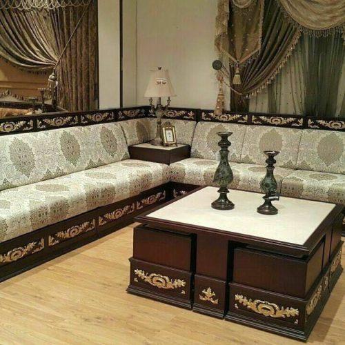 بالصور جلسات عربية , اروع تصميمات الجلسات العربية 3829 4