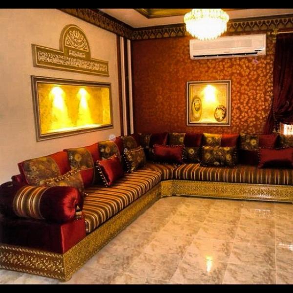 بالصور جلسات عربية , اروع تصميمات الجلسات العربية 3829 6