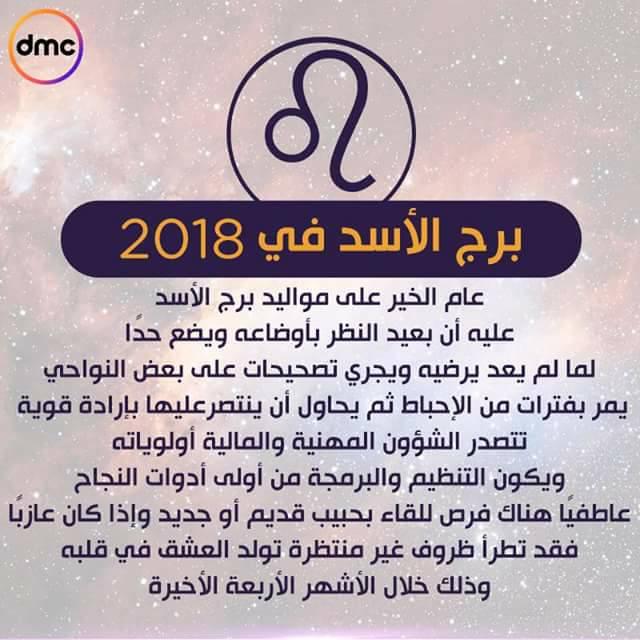 بالصور حظ برج الاسد غدا , مواصفات الابراج الفلكية 3833 7
