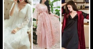 بالصور ملابس نوم نسائية , اجمل موديلات ملابس النوم الحريمي 3933 9 310x165