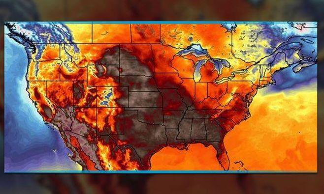 صورة اعلى درجة حرارة في العالم , تعرف على فصل الصيف والحرارة المرتفعة التى تميزه 4073 1