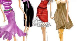تصميم ازياء , اروع تصميمات الملابس