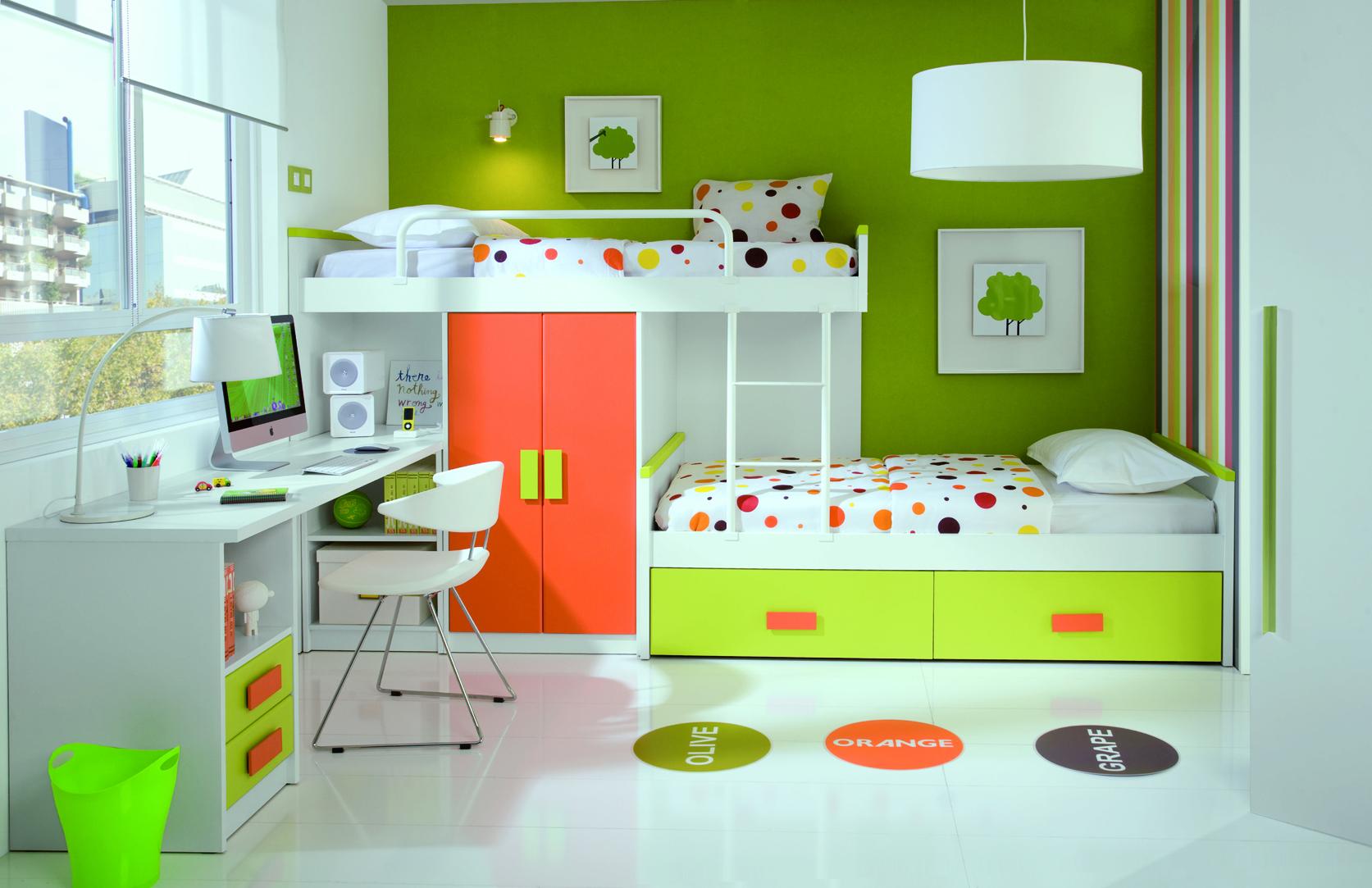 صورة غرف اطفال مودرن , تصاميم غرف مميزة 5259 1