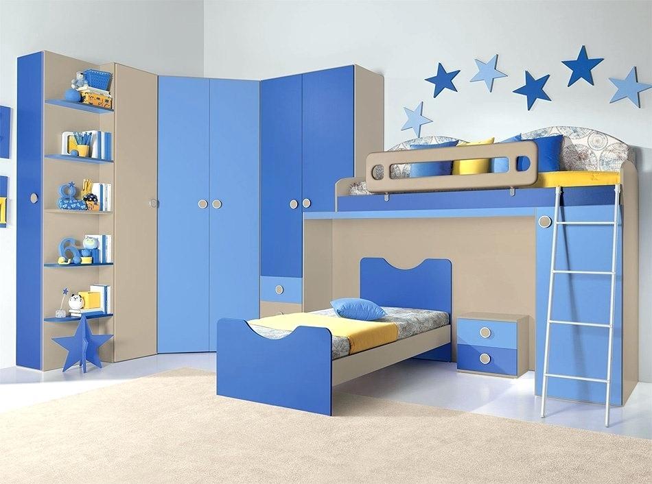 صورة غرف اطفال مودرن , تصاميم غرف مميزة 5259 2