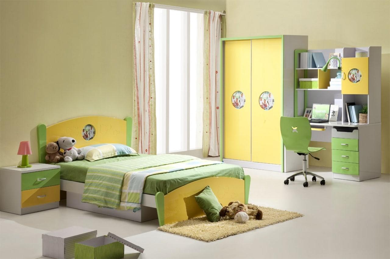 صورة غرف اطفال مودرن , تصاميم غرف مميزة 5259 9