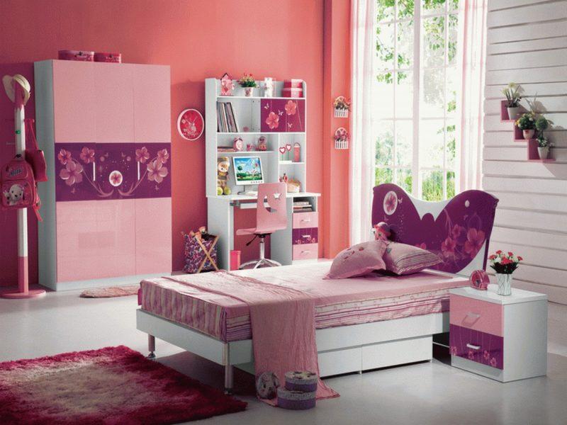 صورة غرف اطفال مودرن , تصاميم غرف مميزة 5259